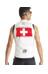 assos NS.neoPro Mouwloze jersey Heren rood/wit